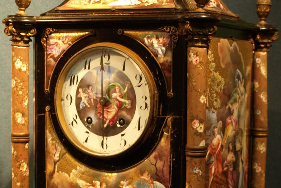 Want To Know Your Clock's History?