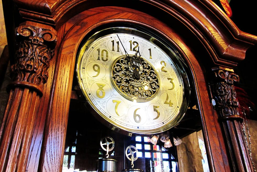 Photo Of Grandfather Clock